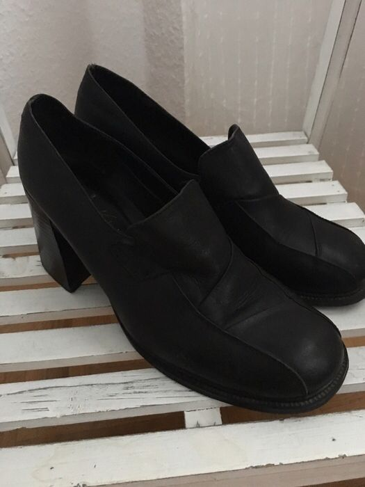 Mein Schuhe Damenschuhe Halbschuhe Blockabsatz schwarz Größe 41 von ! Größe 41 für 10,00 €. Sieh´s dir an: http://www.kleiderkreisel.de/damenschuhe/halbschuhe/145452328-schuhe-damenschuhe-halbschuhe-blockabsatz-schwarz-grosse-41.