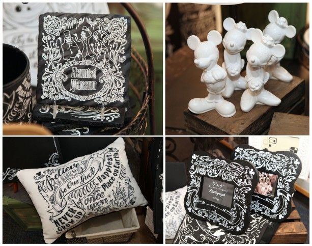 That pillow is going on our couch. NOW. | Chalkboard Art-Inspired Items Coming to Disney Centerpiece at Downtown Disney Marketplace in 2014 « Disney Parks Blog
