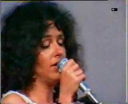Grace Slick (Jefferson Airplane)-Somebody to Love~ live from Woodstock '69
