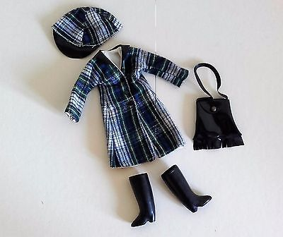 """Here is """"Miss Mod"""" from the Sindy Mam'selle range made in the mid 1960s by Lines Brothers."""