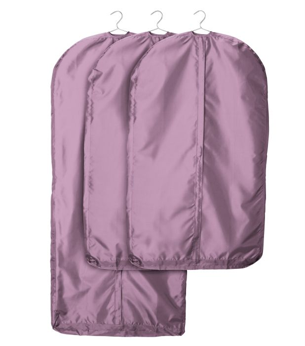 IKEA   SKUBB, Clothes Cover, Set Of Pink, , Protects Your Clothes From Dust.
