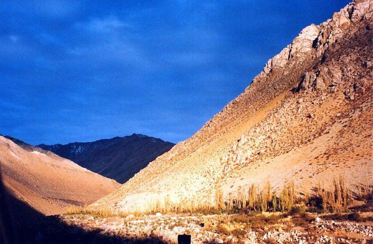 Valle Sagrádo