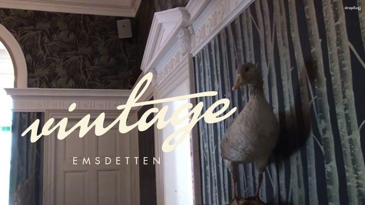 """Katrin Vietmeier gehört die neue Bar """"Vintage"""" in Emsdetten. Die ist wirklich schön geworden! Und überall hängen unseren Vorhänge. Da mussten wir natürlich gleich mit der Kamera hin. Lieben Dank für das tolle Interview, Katrin! #drapilux #vintage #emsdetten"""