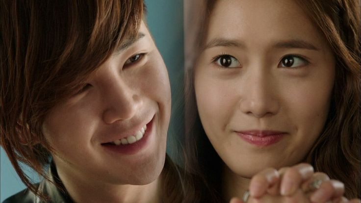 Jang Geun Suk and Lim Yoona in Love Rain drama #Janggeunsuk #LimYoona #LoveRain #SarangBi #KoreanDrama