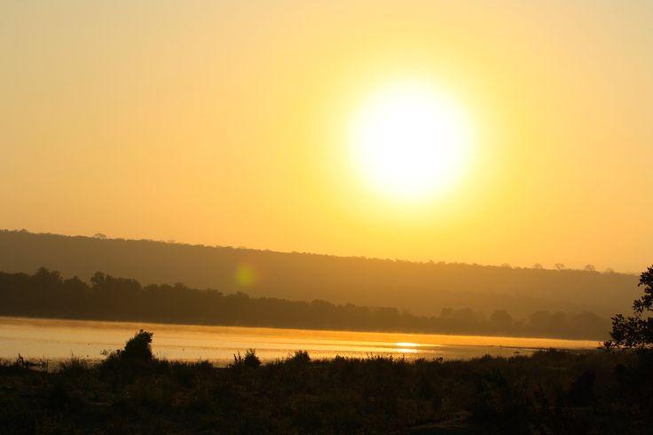 Sunrise at the Kruger National Park