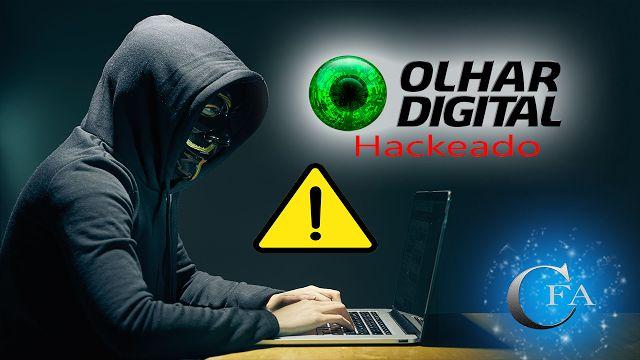 """O Portal de Noticias sobre Tecnologia """" Olhar Digital"""" Foi hackeado nesta segunda dia 17/07/17. Veja a repercussão no vídeo a seguir: https://youtu.be/eUzVKVLlSwM"""