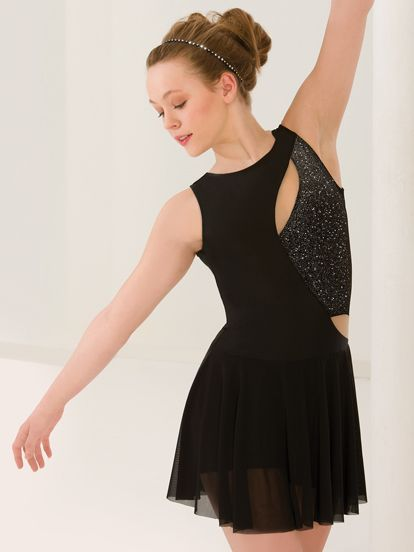 Turning Page - Style 0435   Revolution Dancewear Contemporary/Lyrical Dance Recital Costume