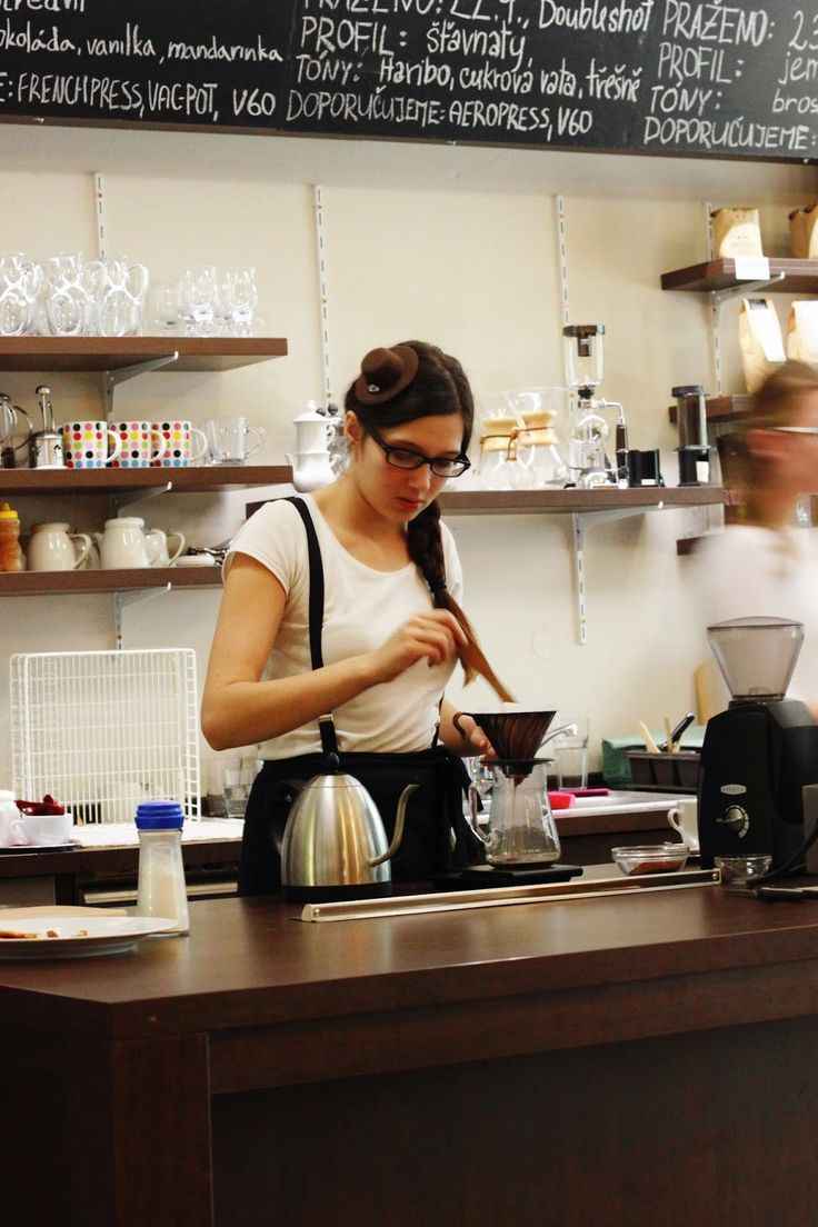 Samé Dobré Věci : Týden kávy: Kafec