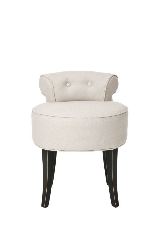 Superb Vanity Chairs With Backs | Safavieh Chairs Hannah Vanity Chair
