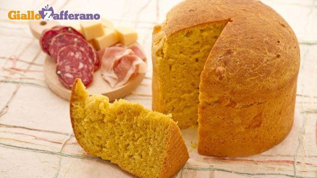 Ricetta Crescia al formaggio - Le Ricette di GialloZafferano.it