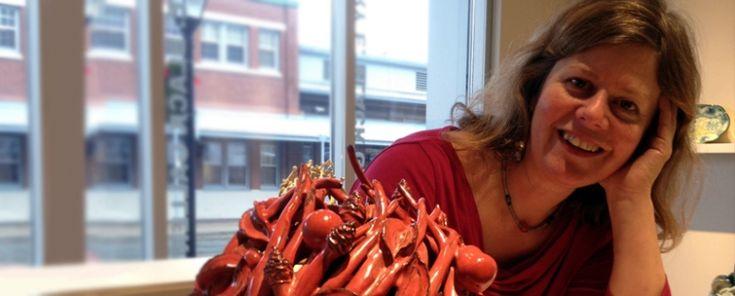 Joan Bruneau - Studio Potter - Lunenburg Nova Scotia - Artist Statement