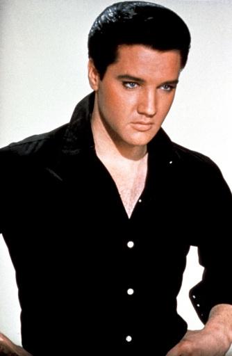 Elvis...60's