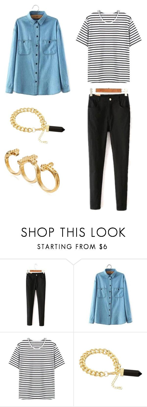 """Bez tytułu #2"" by nicole-cichopek on Polyvore featuring moda"
