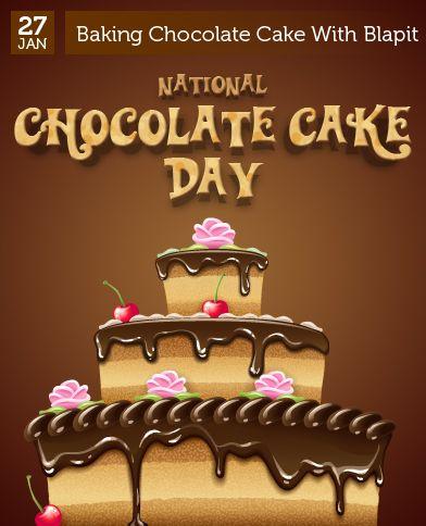 Chocolate Tile Cake