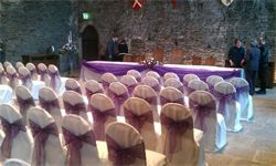 Sittin Pretty Wales - Chair Cover Hire