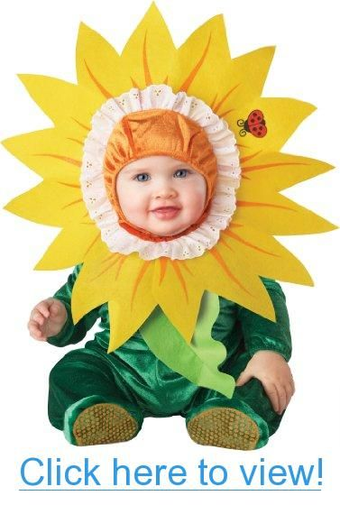 Lil Characters Unisex-baby Infant Sunflower Costume, Green/Yellow, Medium (12-18 Months) #Lil #Characters #Unisex_baby #Infant #Sunflower #Costume #Green_Yellow #Medium #12_18 #Months