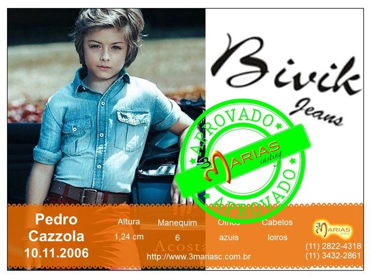 Pedro Cazzola para Bivik Jeans.