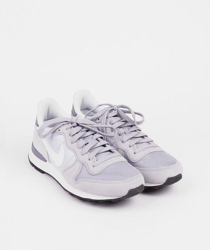 NIKE Internationalist Sneaker wolf grey - Damen - Schuhe - Kauf Dich gluecklich