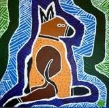 Modern Aboriginal X-Ray Animals