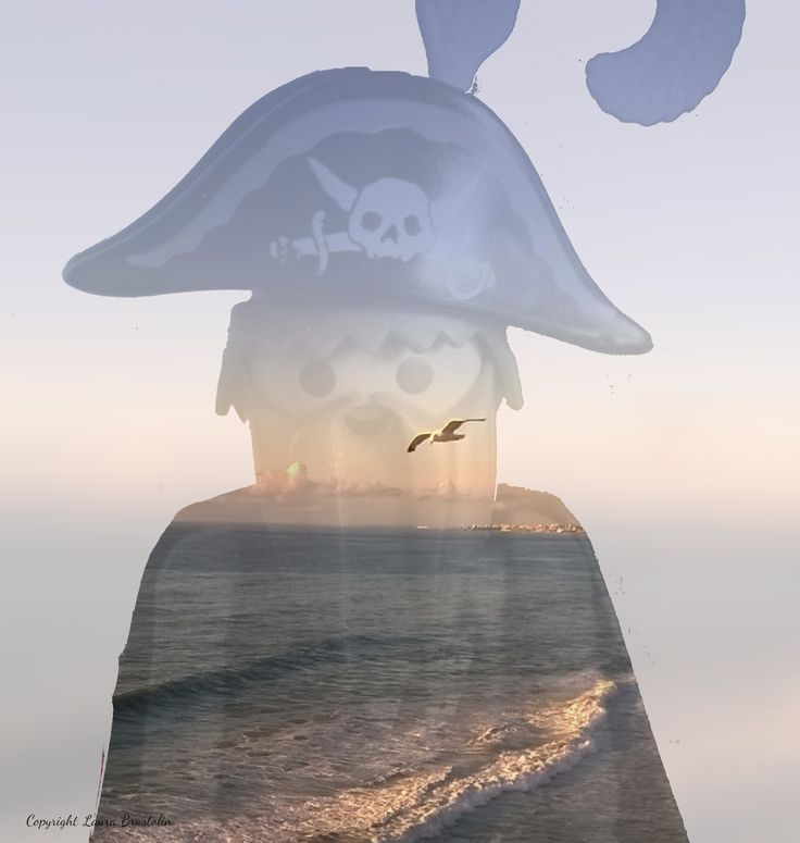 Conquering the Seas...Yo Ho! #Playmobil #Pirate