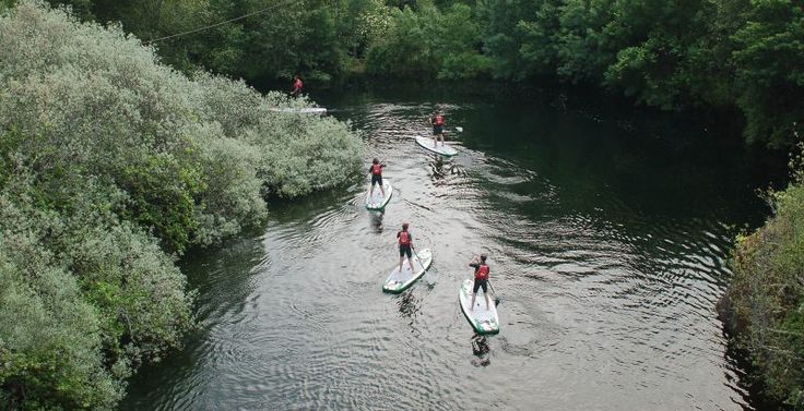 Keen Tours | Includes Pick-up & drop-off Lunch + snack + water Insurance Conservation support  Duration and availability Full-day | 09:00 - 20:00 Spring / Summer Autumn Price 95€/pax | Porto 90€/pax | Guimarães 85€/pax | Braga Stand Up Paddle You won't...
