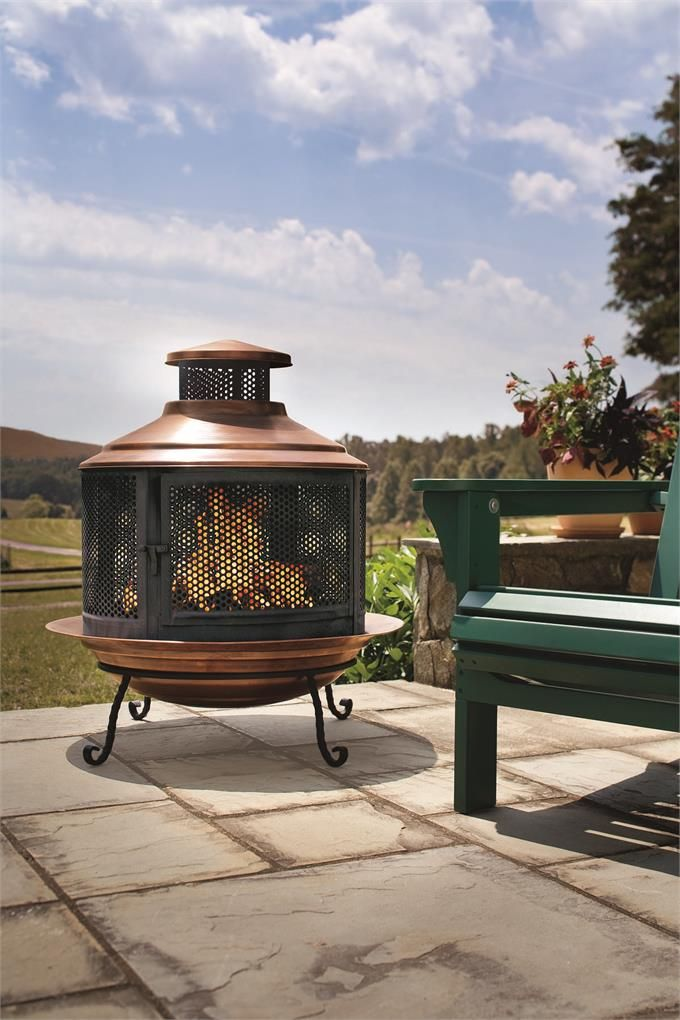 19 best CHIMINEAS images on Pinterest   Chiminea, Roosters ...