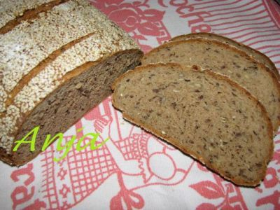 Хлеб на закваске «Весна» : Хлеб, батоны, багеты, чиабатта
