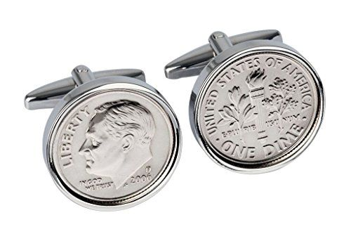 10th Wedding Anniversary Gift for Men-2006 Coin Cufflinks-100% Satisfaction Guarantee worldcoincufflinks http://www.amazon.com/dp/B00N2SGN3A/ref=cm_sw_r_pi_dp_m0-Pwb0AKKY2T