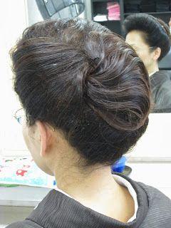 Wagami Hair And Beauty Pinterest Kimonos And Hair Style