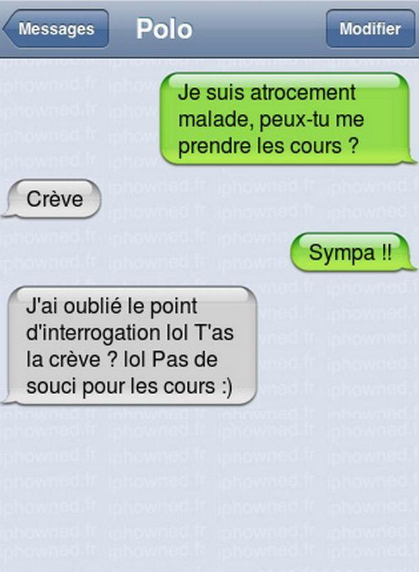 Petite blague sms, lol !!! #blague #humour #blagues #rire #drole #drôle #sms #texto #telephone #mobile #lol #mdr #rigoler #rigolo