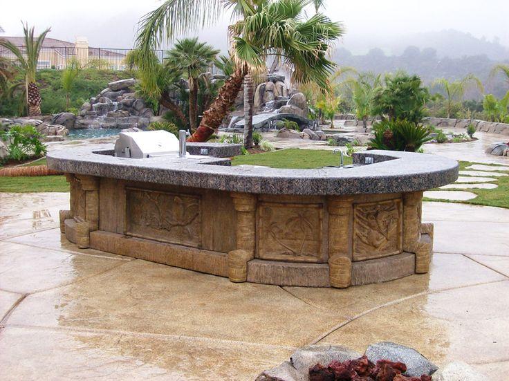build a bbq island barbeque islands granite counter tops highest quality islands unique bbq island pinterest bbq island granite counters and