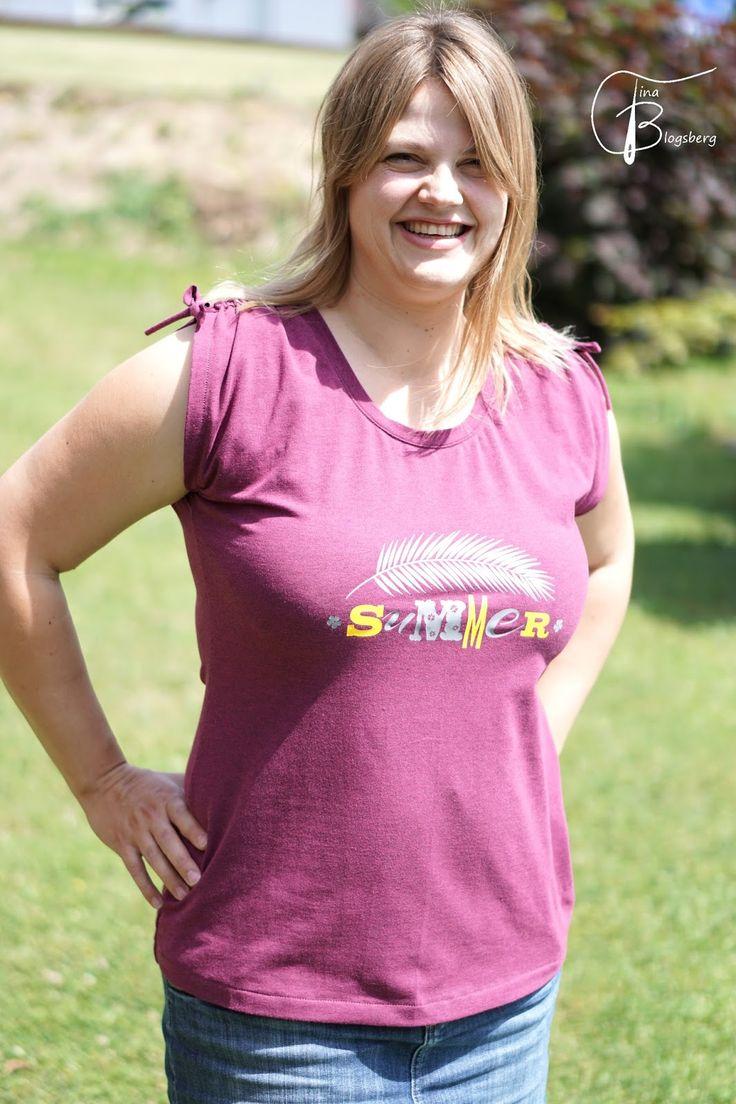 "Tina Blogsberg: Muttis ""SUMMER"" Shirt"