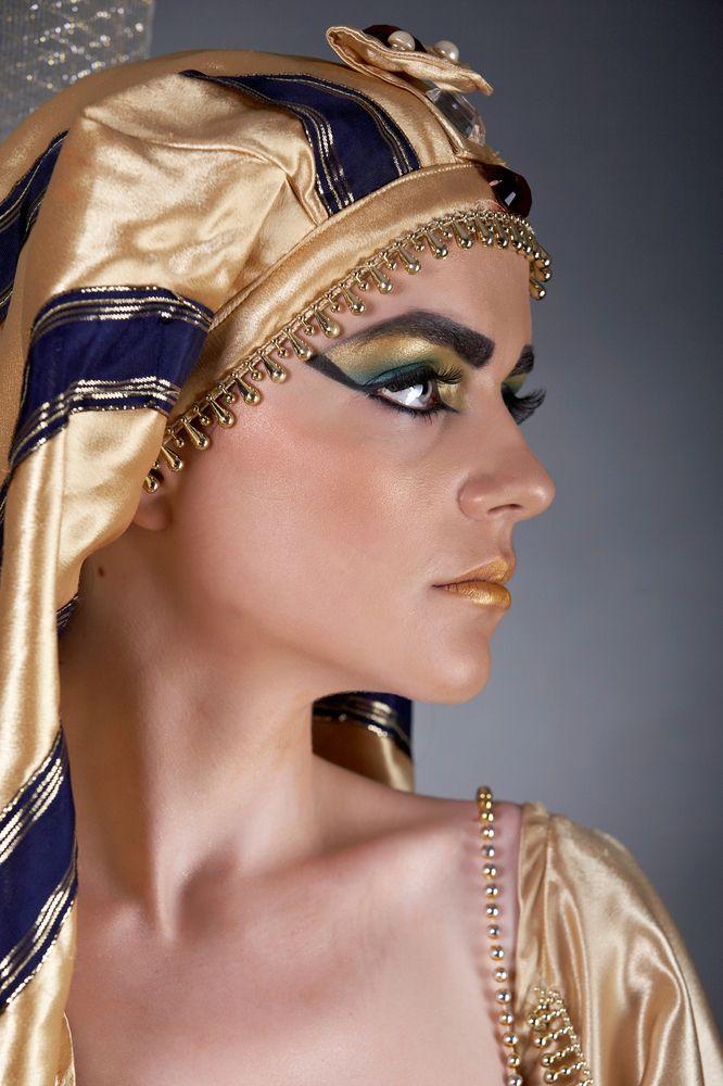 Ancient Egypt Makeup And Hair Mugeek Vidalondon