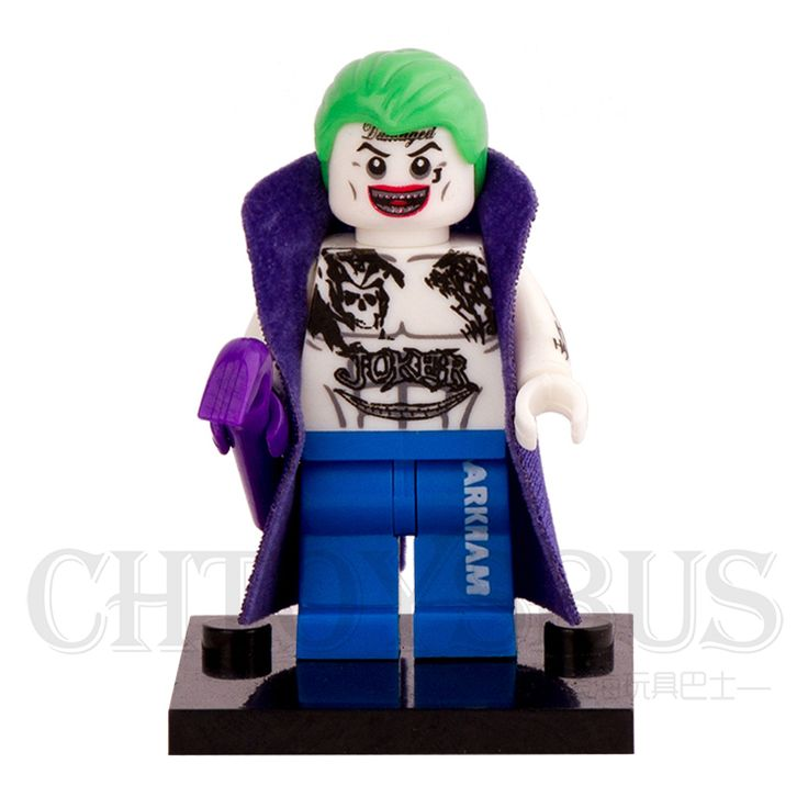 SingleSale Joker with Cloak Batman Robin Suicide Squad Justice League Super Heroes Assemble Building Minifigures Kids Toy Gifts #>=#>=#>=#>=#> Click on the pin to check out discount price, color, size, shipping, etc. Save and like it!