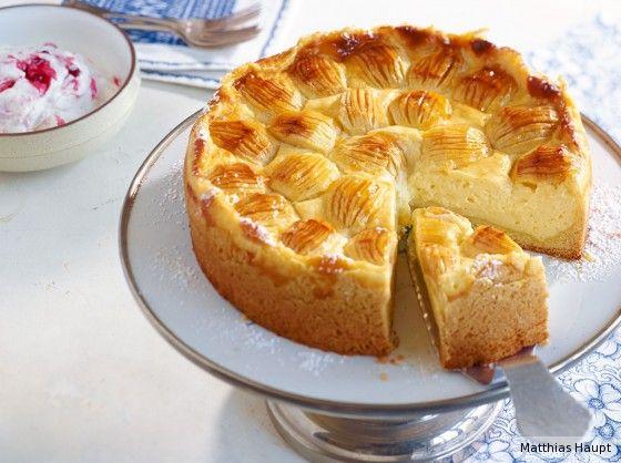 Apfel-Schmand-Kuchen (Sweet Recipes Apple)