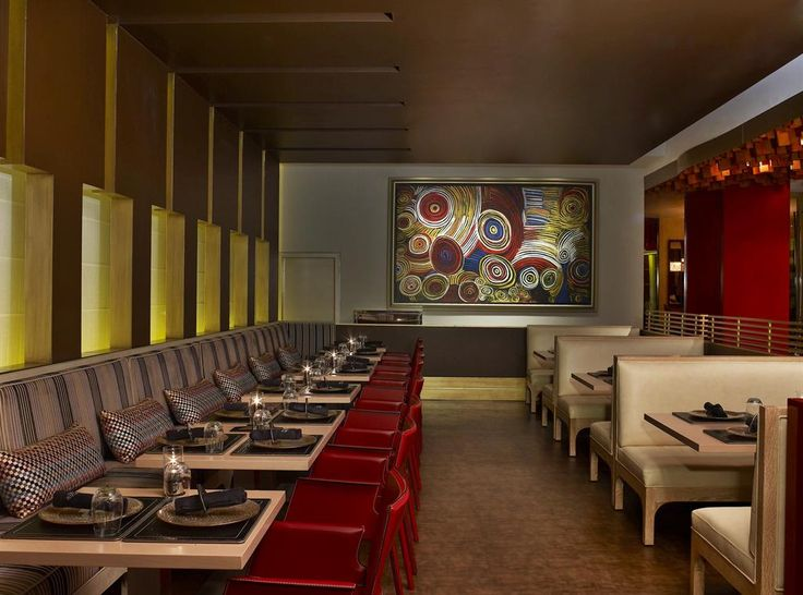 Astor Grill In Doha Qatar Designed By The Rockwell Group
