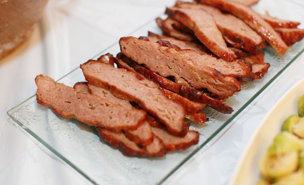 tracy collin blog: easy recipe : how to make vietnamese nem nuong (honey garlic ham)