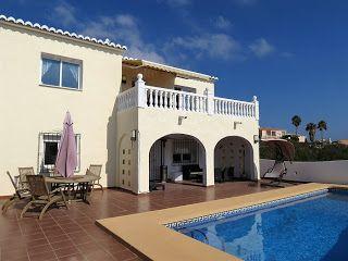 Costa Blanca Property Sales: Villa for sale on Cumbre del Sol