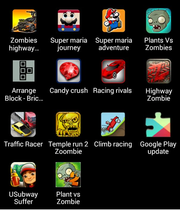 Candy Crush & Other Popular Games Infected Android Users