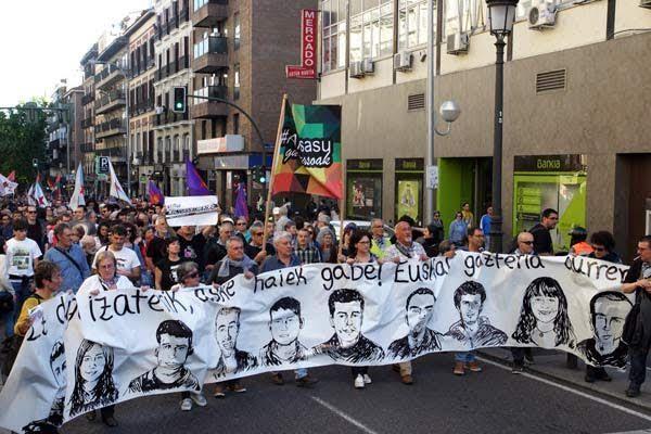 Stopmontajes sale a la calle, Stopmontajes, Derechos sociales, Libertad de Expresión, Ley Mordaza, Altasu, Alfon Libertad