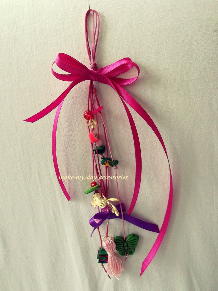 https://www.facebook.com/make.my.day.accessories/ #Greece #lucky_charms #christmas #winter #new_year_eve #handmade #creative #2016 #door #home #gouria #ribbons #crafts #DIY #keys