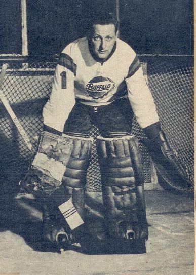 Ed Chadwick - Buffalo Bisons  1964/8