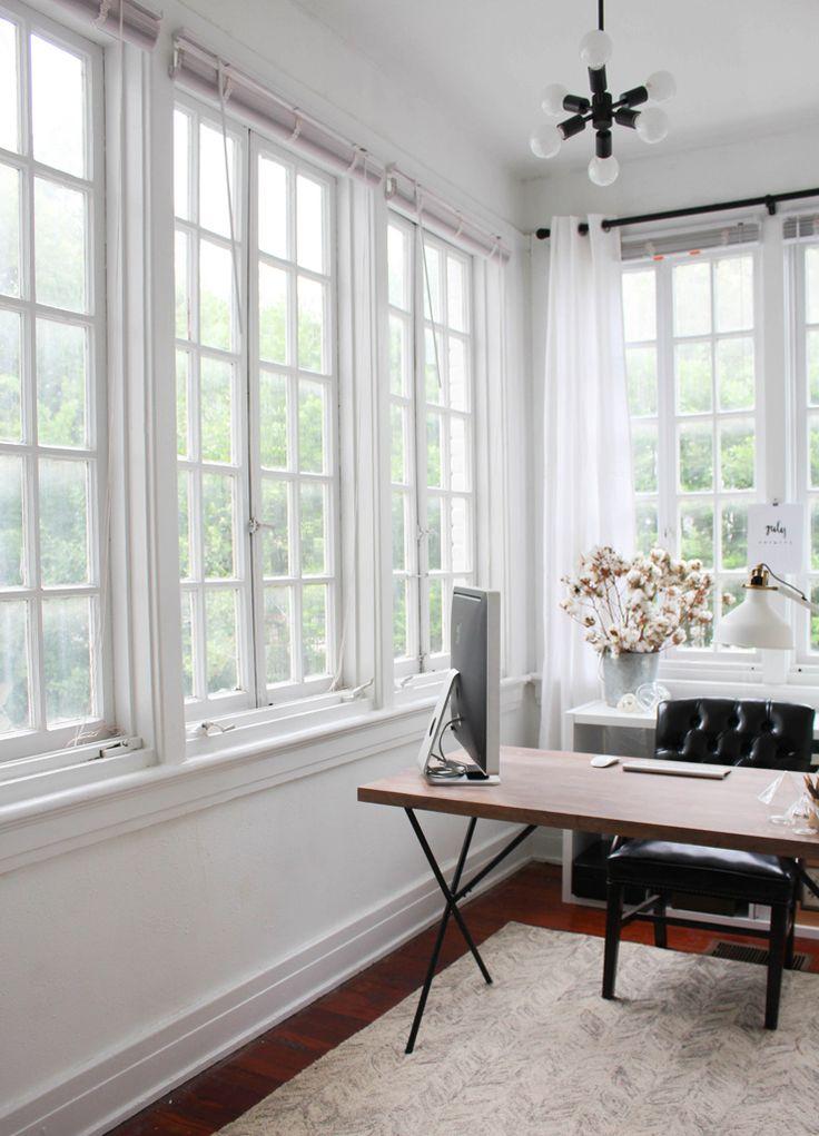 Best 25+ Sunroom office ideas on Pinterest   Small sunroom ...