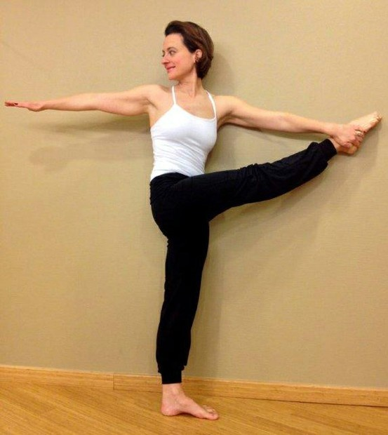 1000+ Images About Yoga Pose Of The Week On Pinterest