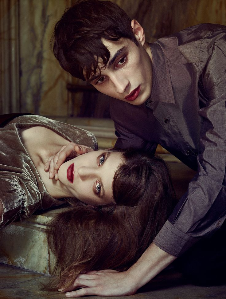 fendi remix: caterina ravaglia and adrien sahores by erwin olaf for grey #8 s/s 13   visual optimism; fashion editorials, shows, campaigns & more!