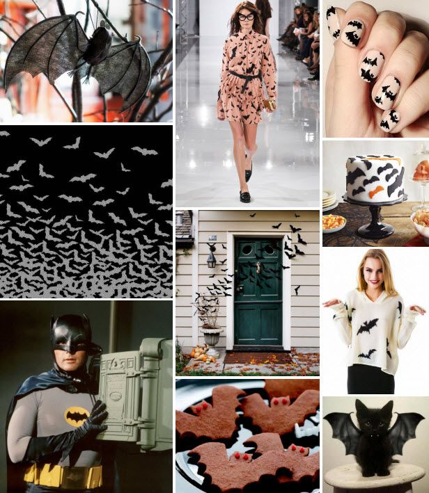 Mood Board Monday: #Halloween Bats (http://blog.hgtv.com/design/2013/10/28/mood-board-monday-halloween-bats/?soc=pinterest)