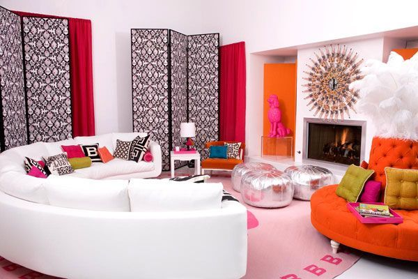 living rooms: Modern Interiors Design, Dreams Houses, Living Rooms Design, Dreams Rooms, Color, Livingroom, Chic Interiors, Rooms Ideas, Jonathan Adler