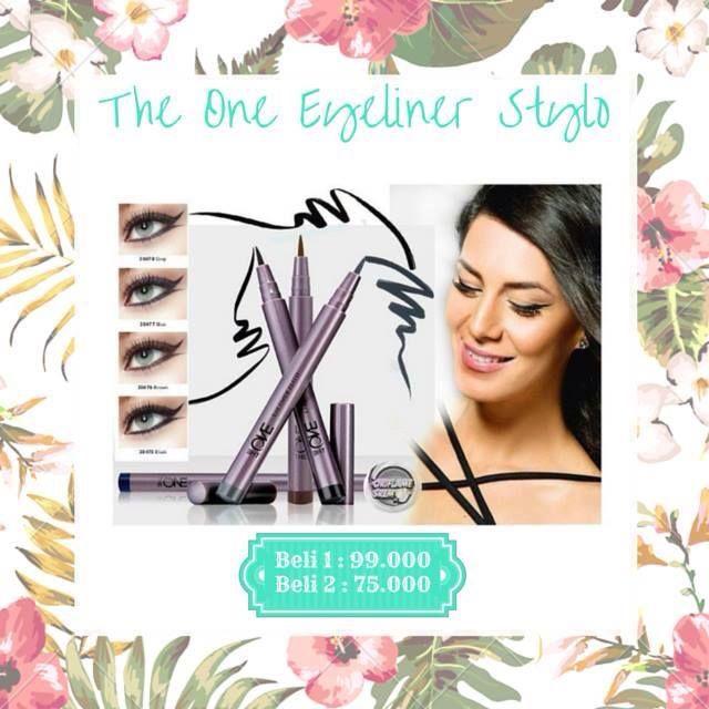The One Eyeliner Stylo Promo