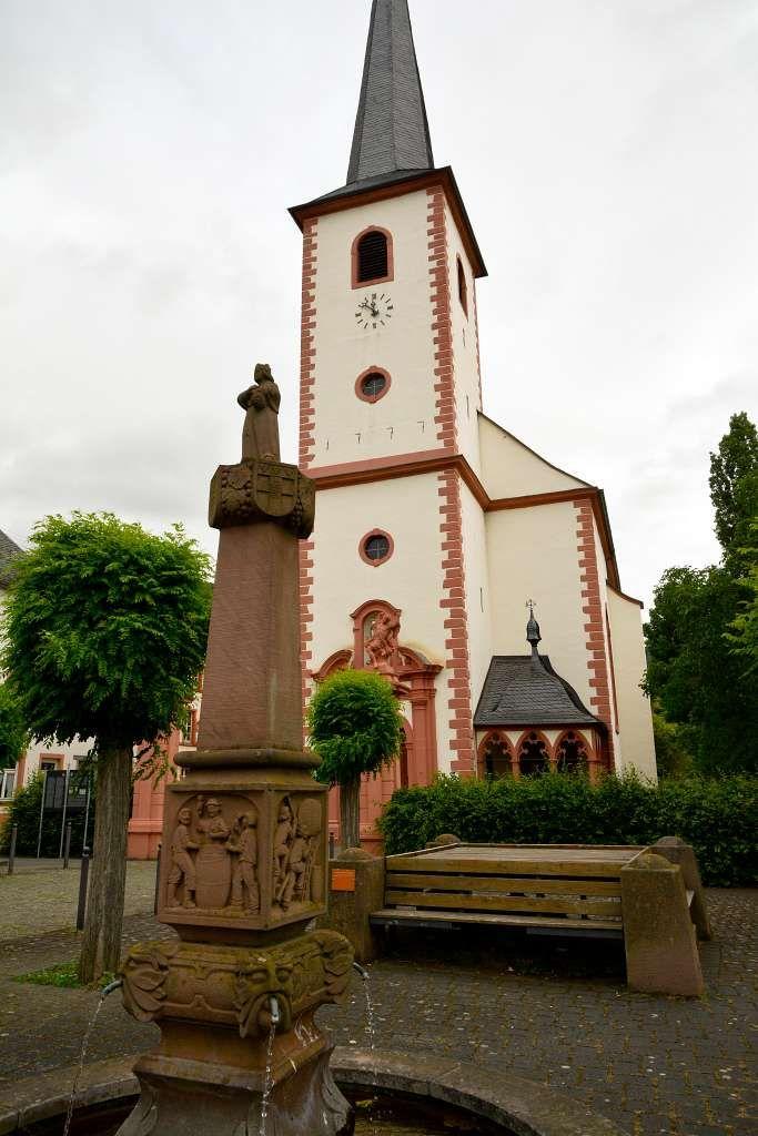 Piesport St. Michael Kirche 1777