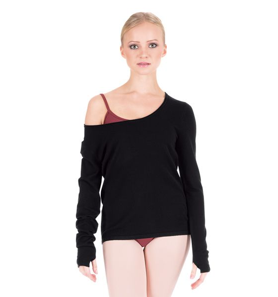 Natalie Adult Long Sleeve Sweater Something nice and warm to wear for class in the winter